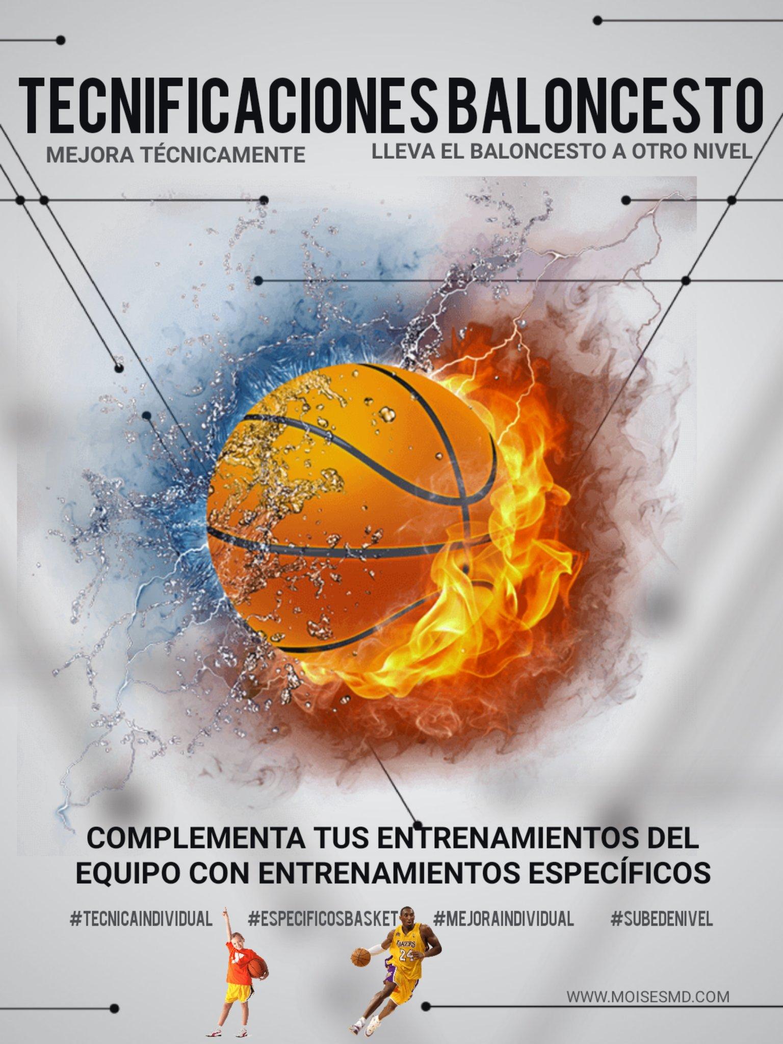 Tecnificaciones Baloncesto